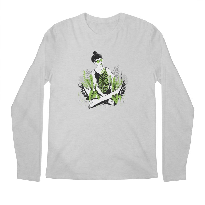 Beauty of nature Men's Longsleeve T-Shirt by marcelocamacho's Artist Shop