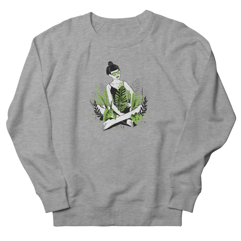 Beauty of nature Women's French Terry Sweatshirt by marcelocamacho's Artist Shop