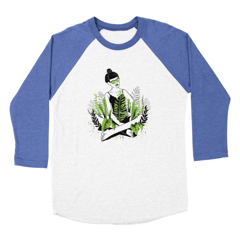 Beauty of nature Women's Baseball Triblend Longsleeve T-Shirt by marcelocamacho's Artist Shop