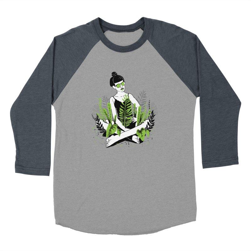 Beauty of nature Men's Baseball Triblend T-Shirt by marcelocamacho's Artist Shop