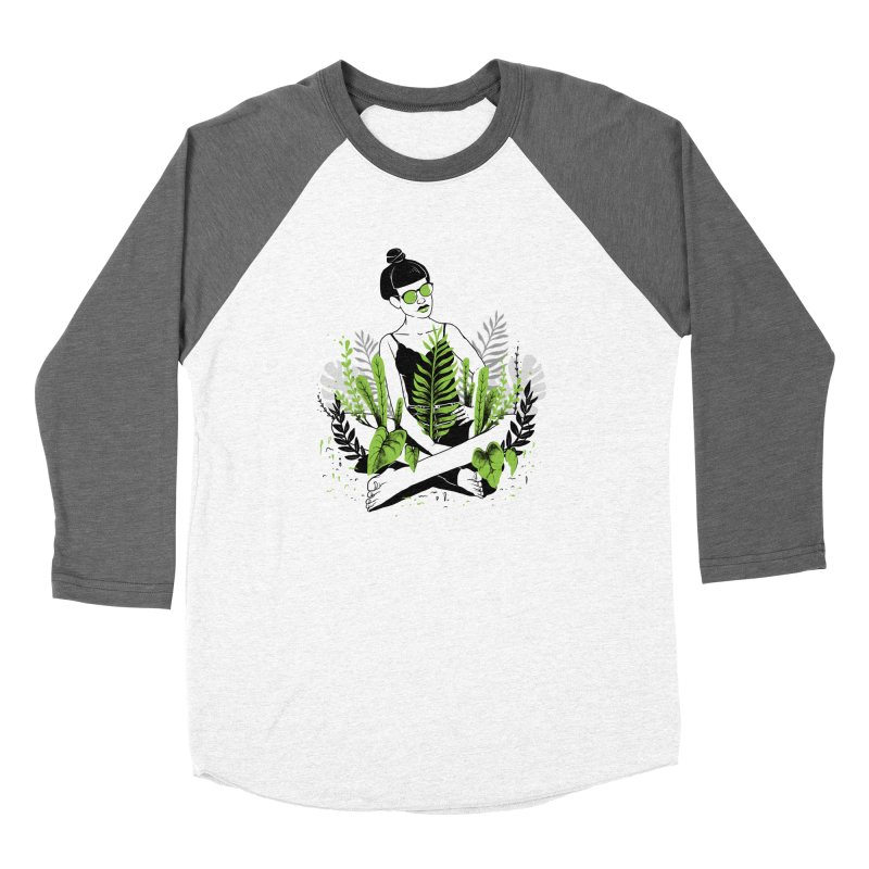 Beauty of nature Men's Baseball Triblend Longsleeve T-Shirt by marcelocamacho's Artist Shop