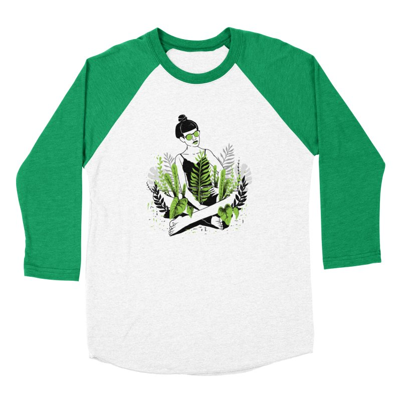 Beauty of nature Men's Baseball Triblend Longsleeve T-Shirt by marcelocamacho's Artist Shop