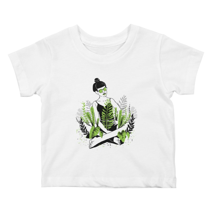 Beauty of nature Kids Baby T-Shirt by marcelocamacho's Artist Shop
