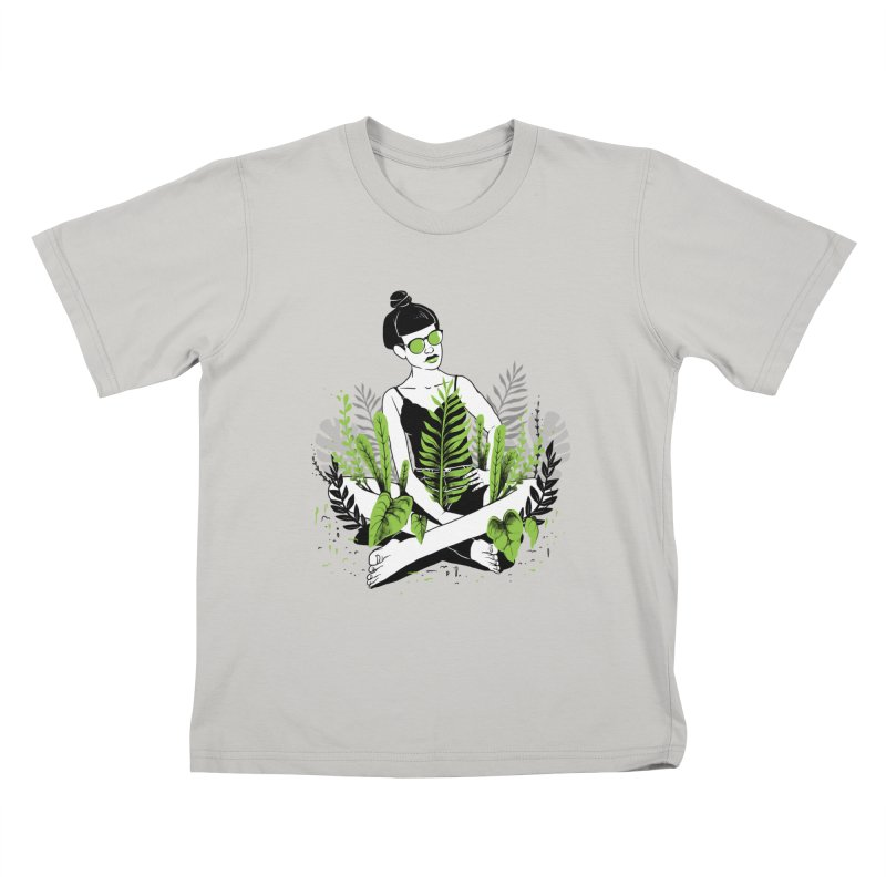 Beauty of nature Kids T-Shirt by marcelocamacho's Artist Shop