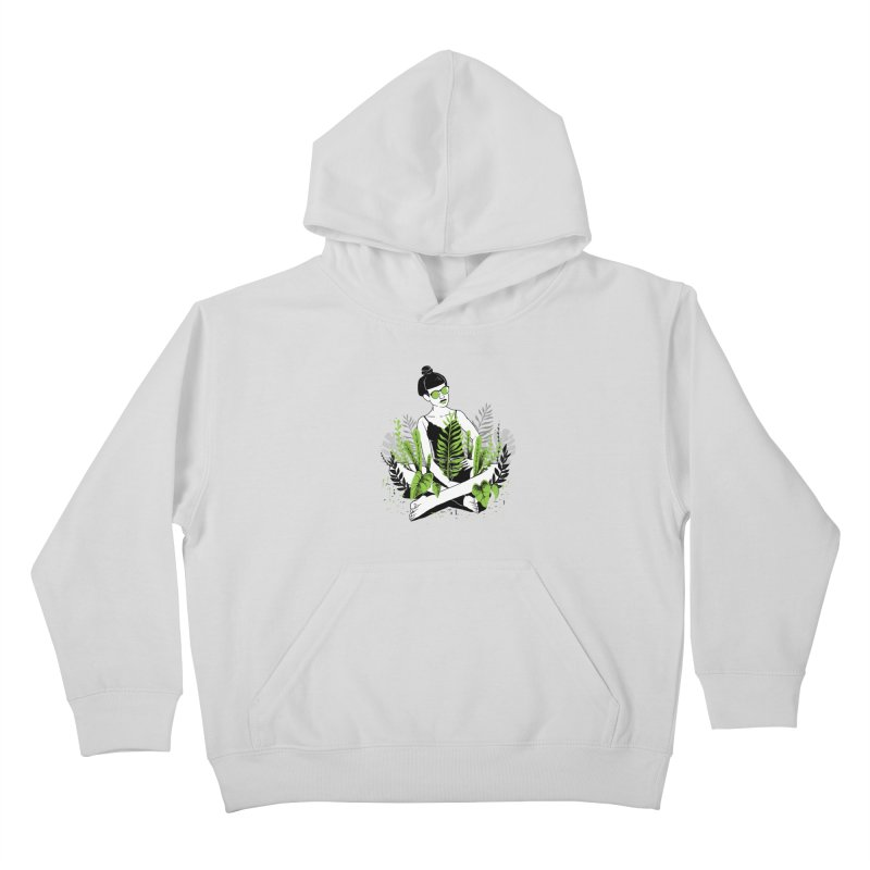 Beauty of nature Kids Pullover Hoody by marcelocamacho's Artist Shop
