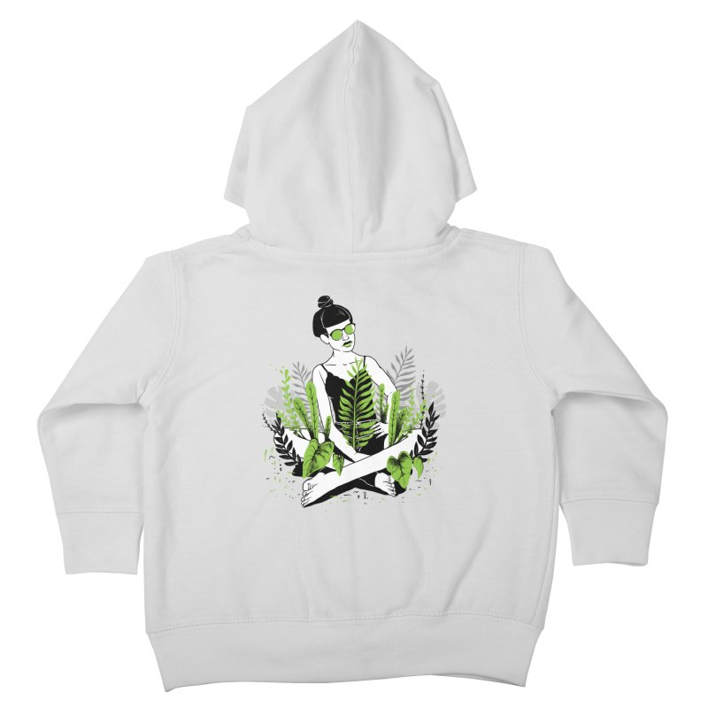 Beauty of nature Kids Toddler Zip-Up Hoody by marcelocamacho's Artist Shop
