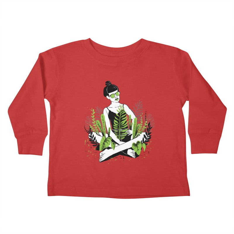 Beauty of nature Kids Toddler Longsleeve T-Shirt by marcelocamacho's Artist Shop