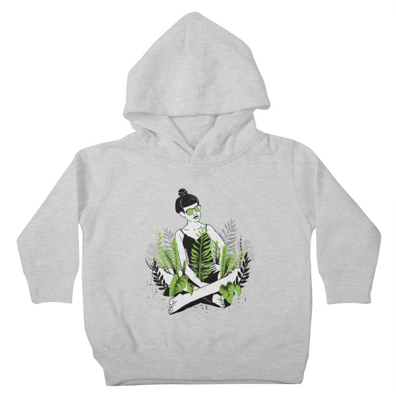 Beauty of nature Kids Toddler Pullover Hoody by marcelocamacho's Artist Shop