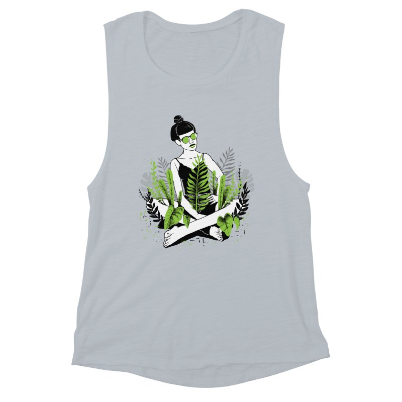 Beauty of nature Women's Muscle Tank by marcelocamacho's Artist Shop