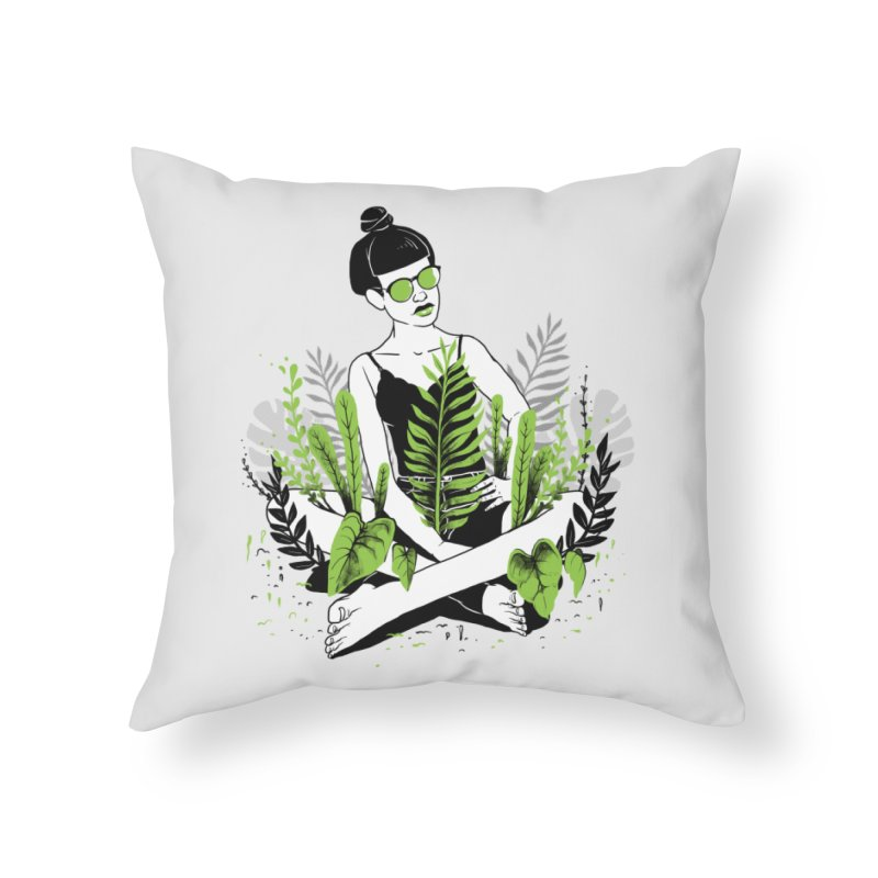 Beauty of nature Home Throw Pillow by marcelocamacho's Artist Shop