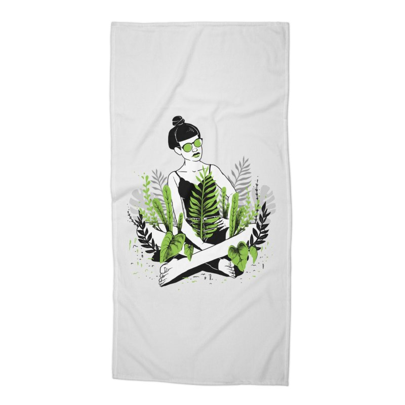 Beauty of nature Accessories Beach Towel by marcelocamacho's Artist Shop