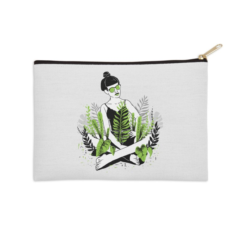 Beauty of nature Accessories Zip Pouch by marcelocamacho's Artist Shop