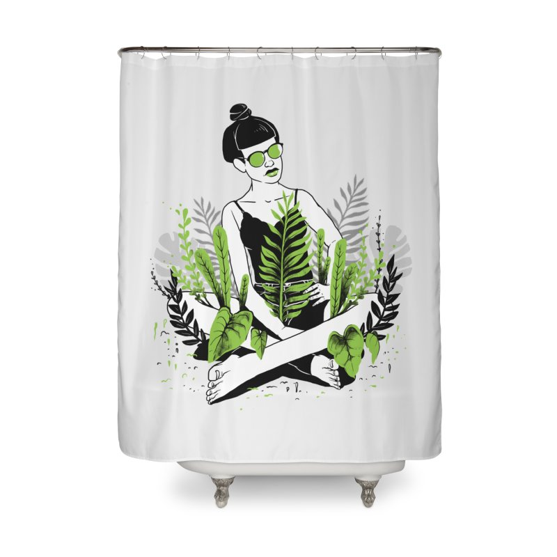 Beauty of nature Home Shower Curtain by marcelocamacho's Artist Shop