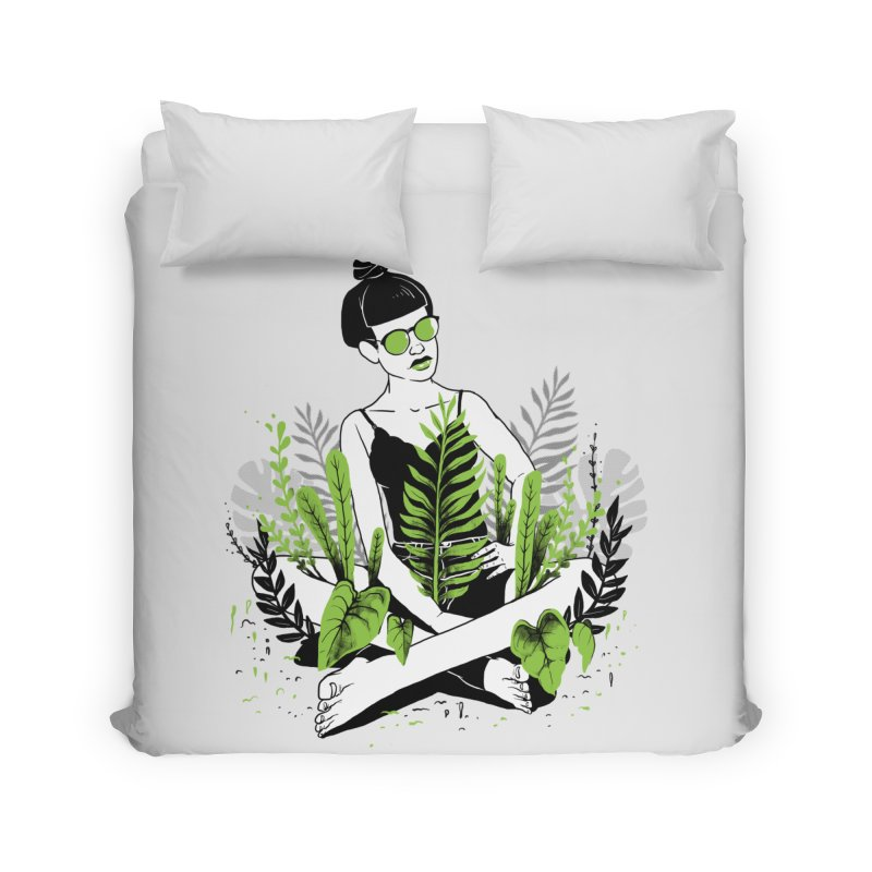 Beauty of nature Home Duvet by marcelocamacho's Artist Shop