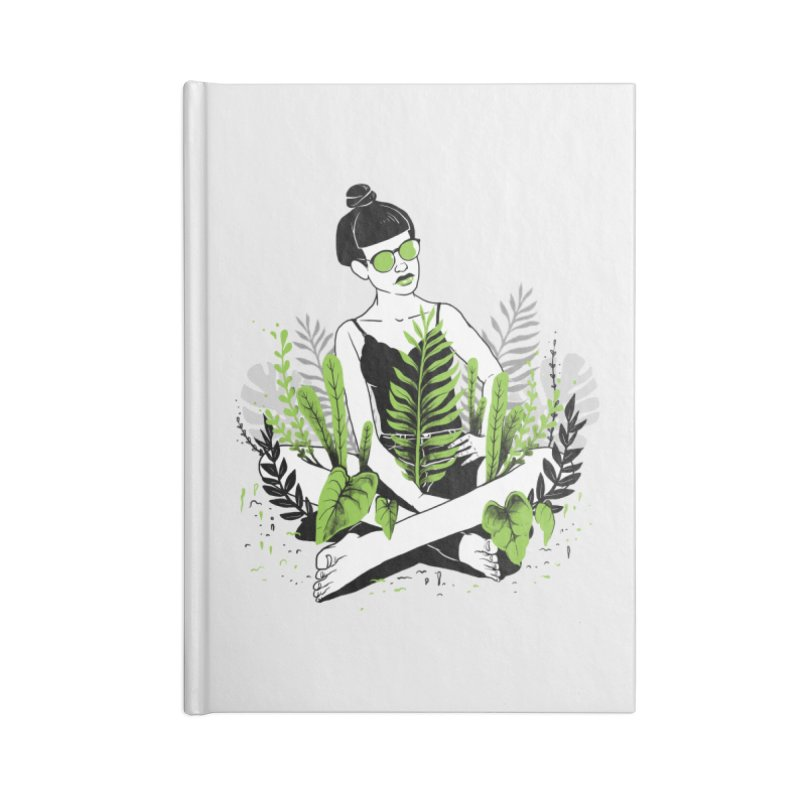 Beauty of nature Accessories Lined Journal Notebook by marcelocamacho's Artist Shop
