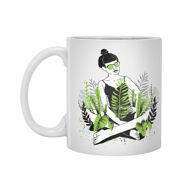 Beauty of nature Accessories Mug by marcelocamacho's Artist Shop
