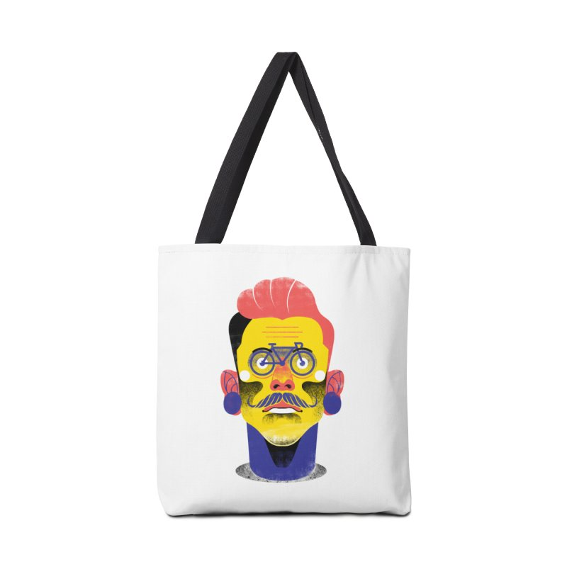 See through bike Accessories Tote Bag Bag by marcelocamacho's Artist Shop