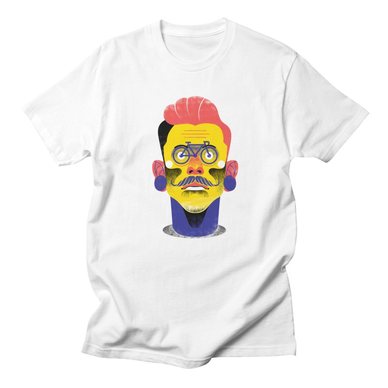 See through bike Women's Unisex T-Shirt by marcelocamacho's Artist Shop