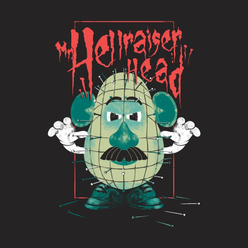 Mr. Hellraiser Head by marcelocamacho's Artist Shop