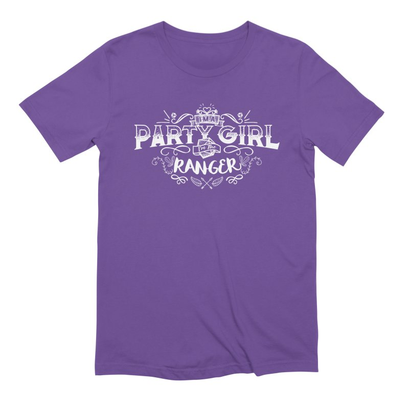 Party Girl: Ranger Men's Extra Soft T-Shirt by March1Studios on Threadless