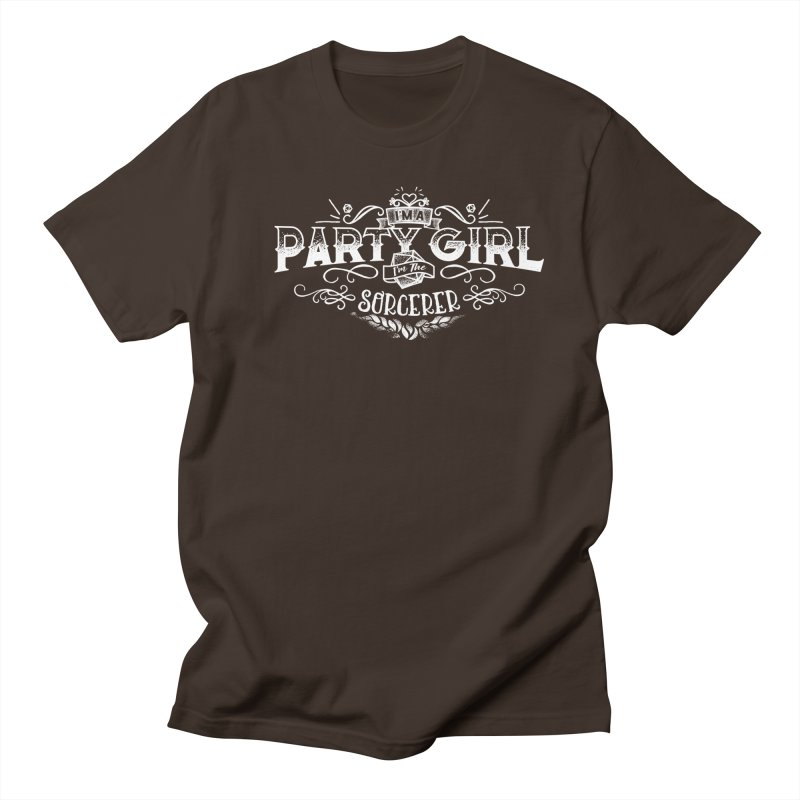Party Girl: Sorcerer Men's Regular T-Shirt by March1Studios on Threadless
