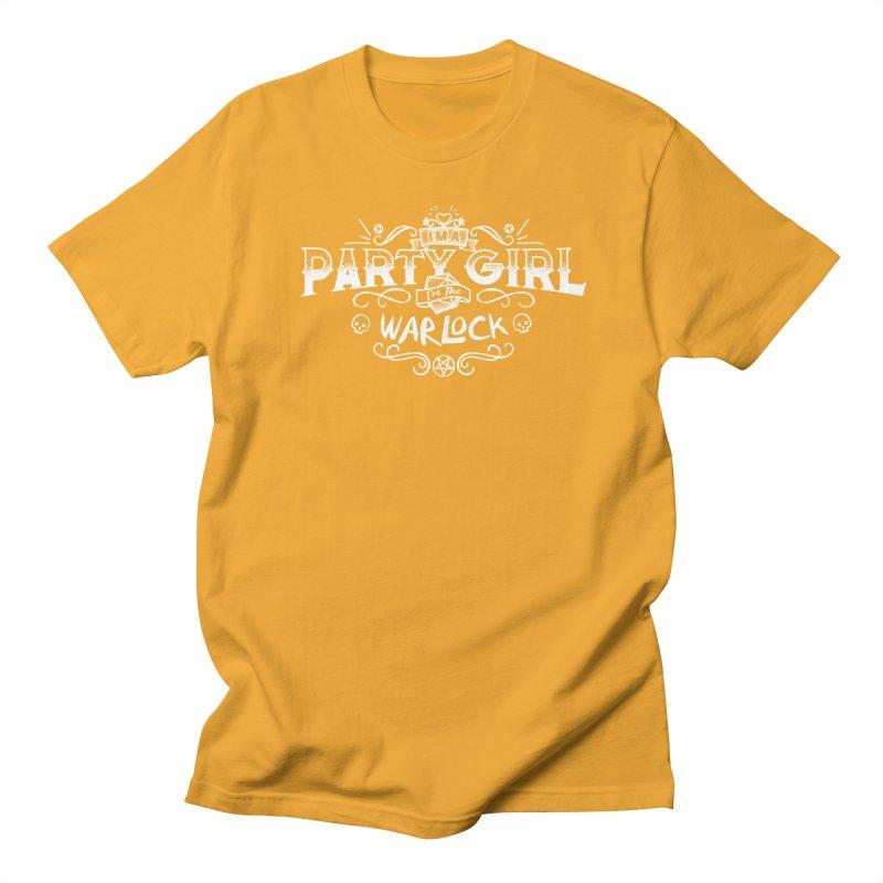 Party Girl: Warlock Women's Regular Unisex T-Shirt by March1Studios on Threadless