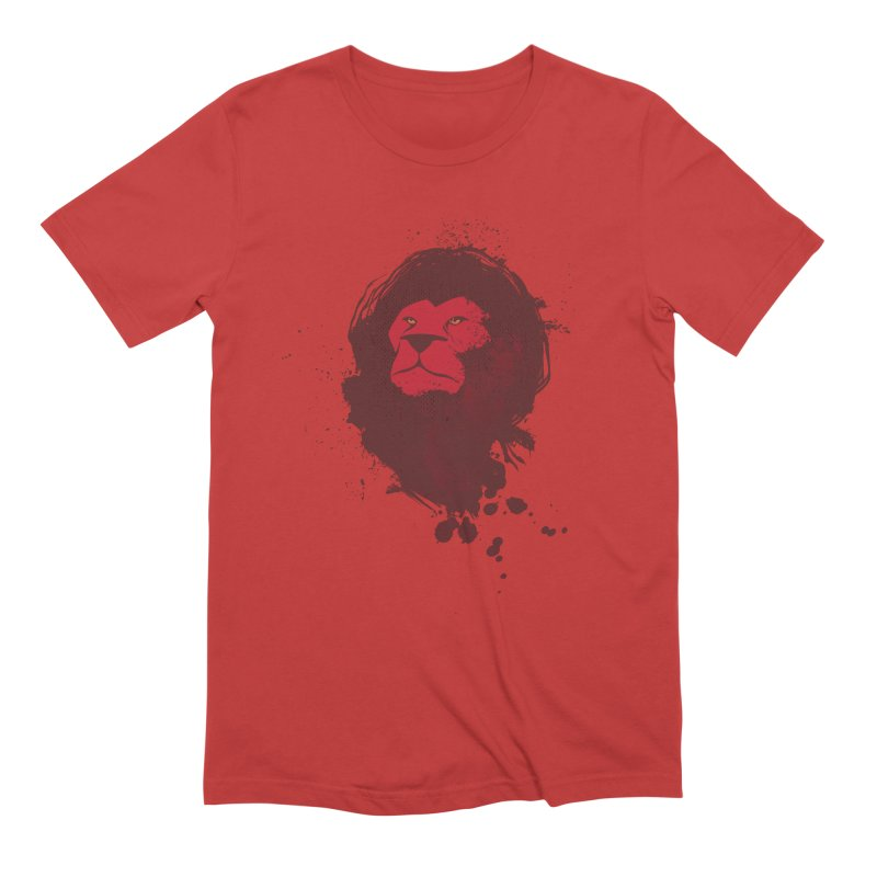 March1Studios - Lion Head Logo Men's Extra Soft T-Shirt by March1Studios on Threadless