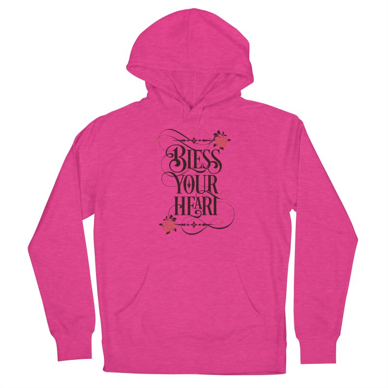 Bless Your Heart - Light Women's Pullover Hoody by March1Studios on Threadless