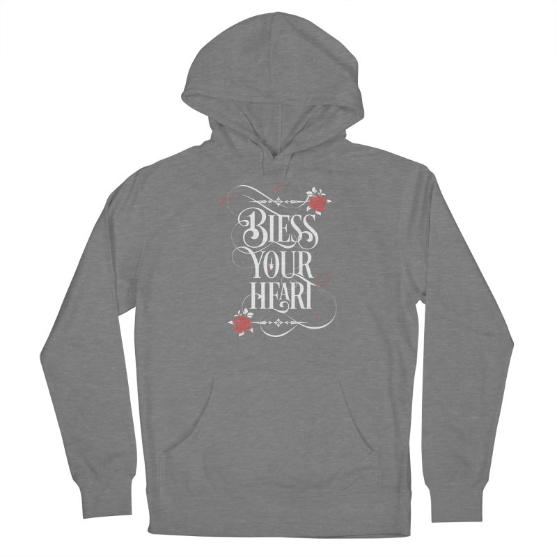 Bless Your Heart - Dark Women's Pullover Hoody by March1Studios on Threadless