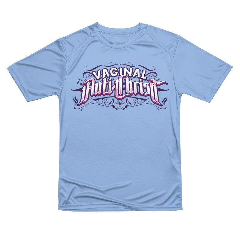 Vaginal Anti-Christ Women's T-Shirt by March1Studios on Threadless