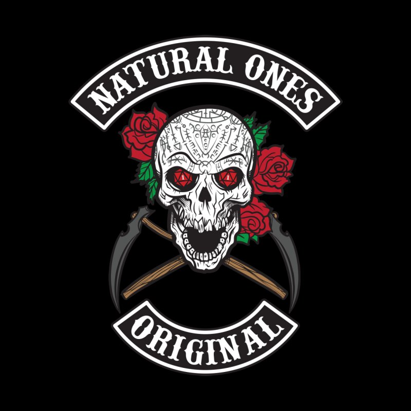 Natural Ones Original MC Men's T-Shirt by March1Studios on Threadless