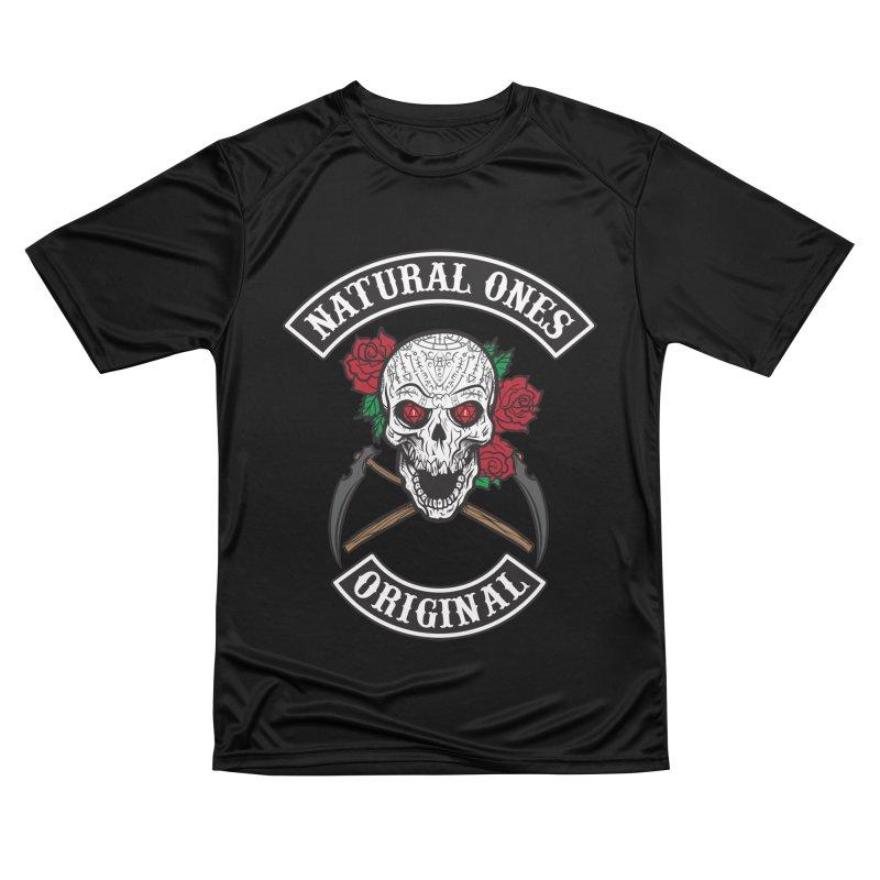 Natural Ones Original MC Men's Performance T-Shirt by March1Studios on Threadless