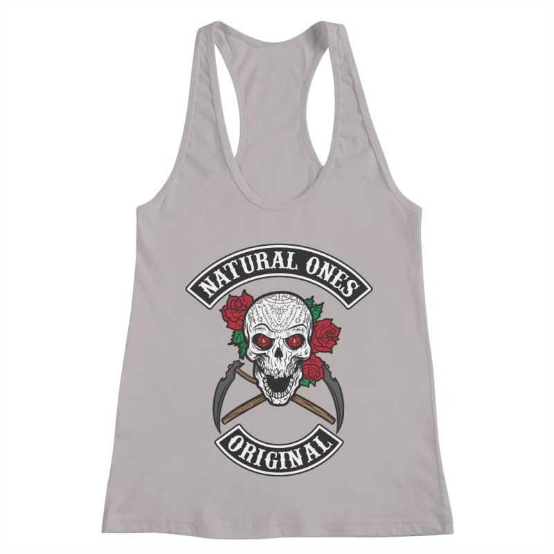 Natural Ones Original MC Women's Racerback Tank by March1Studios on Threadless