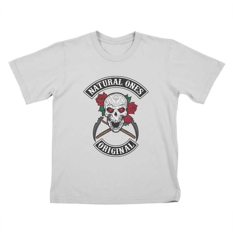 Natural Ones Original MC Kids T-Shirt by March1Studios on Threadless