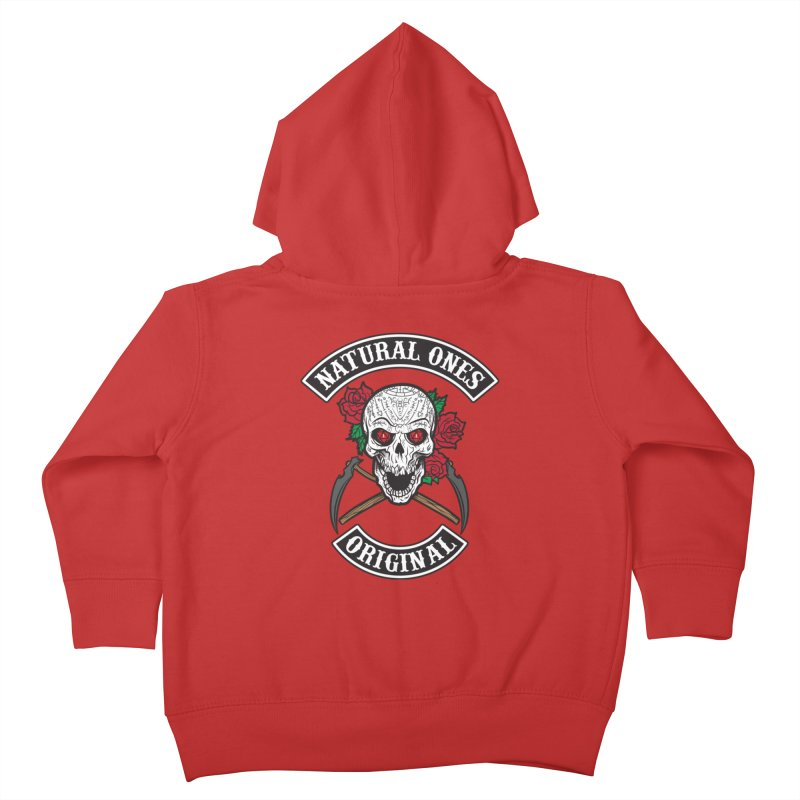 Natural Ones Original MC Kids Toddler Zip-Up Hoody by March1Studios on Threadless