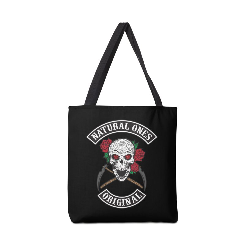 Natural Ones Original MC Accessories Tote Bag Bag by March1Studios on Threadless