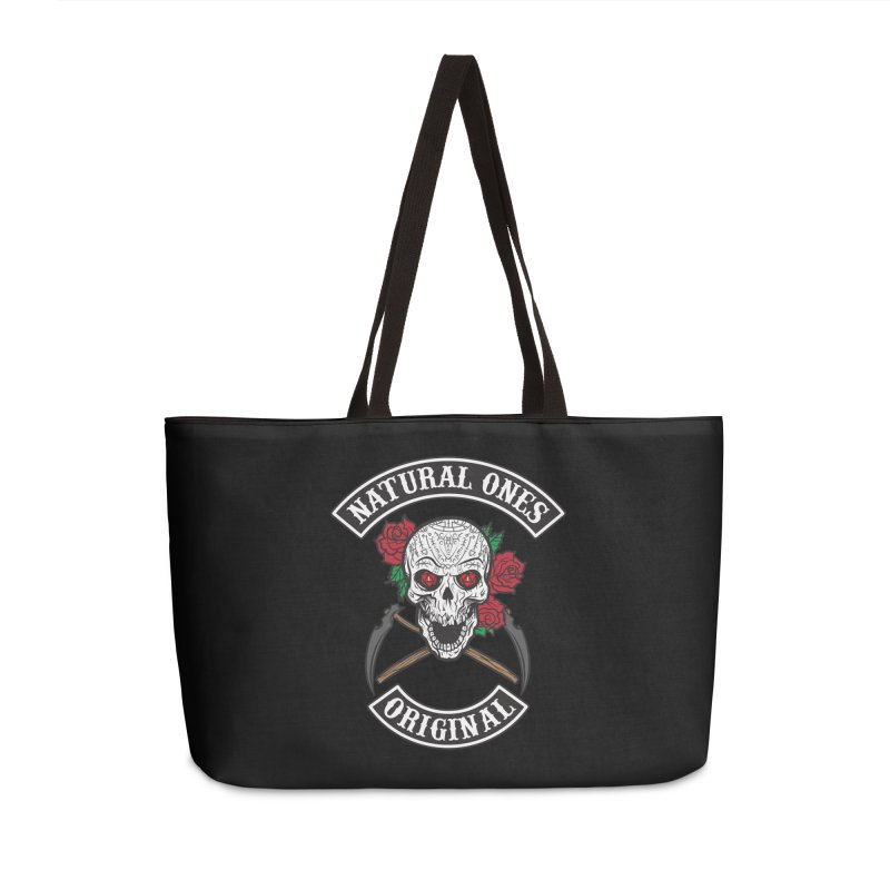 Natural Ones Original MC Accessories Bag by March1Studios on Threadless