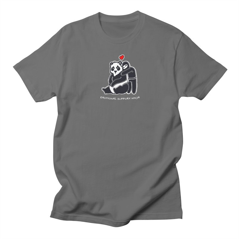 Emotional Support Ninja Women's T-Shirt by March1Studios on Threadless