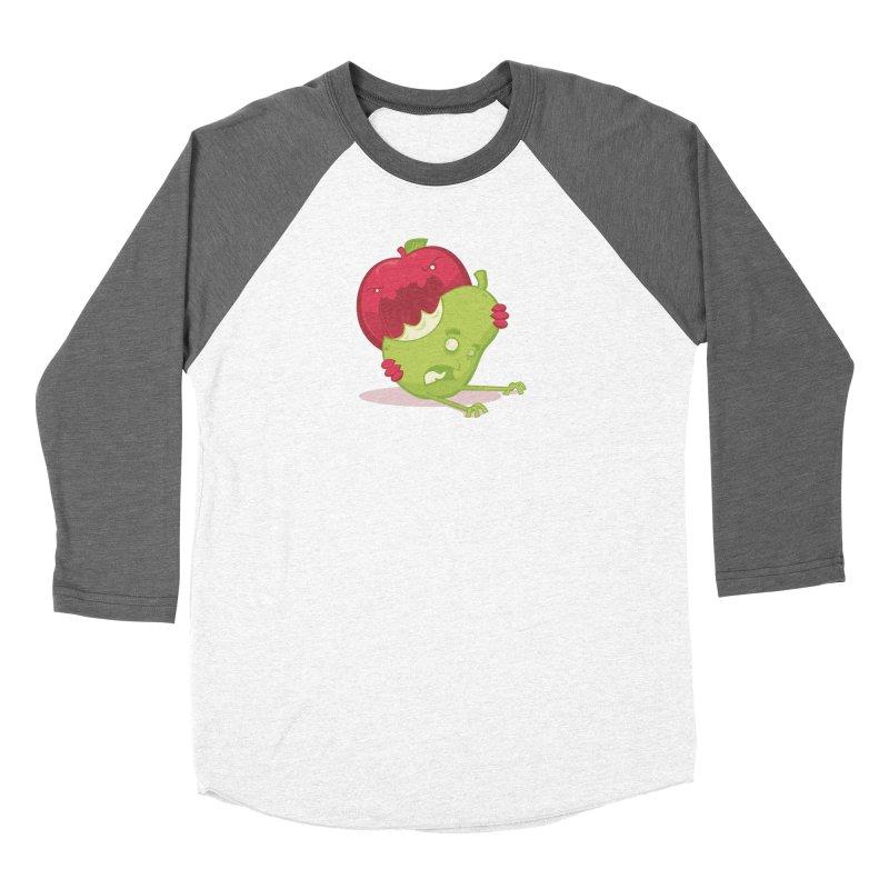 Pomme De Terror (Apple of Terror) Women's Longsleeve T-Shirt by March1Studios on Threadless