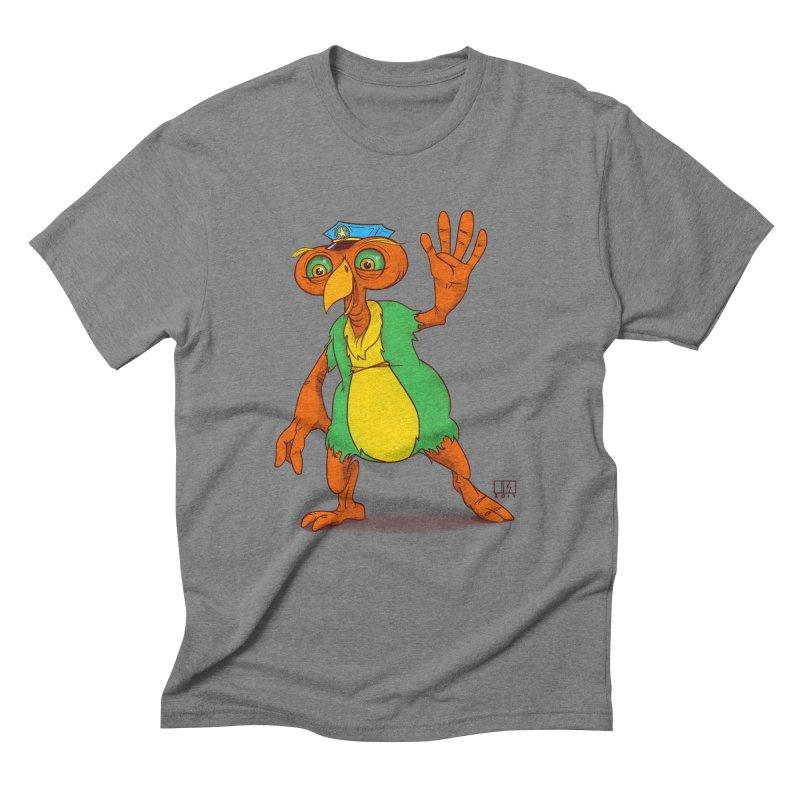 Lane Men's Triblend T-shirt by march1studios's Artist Shop