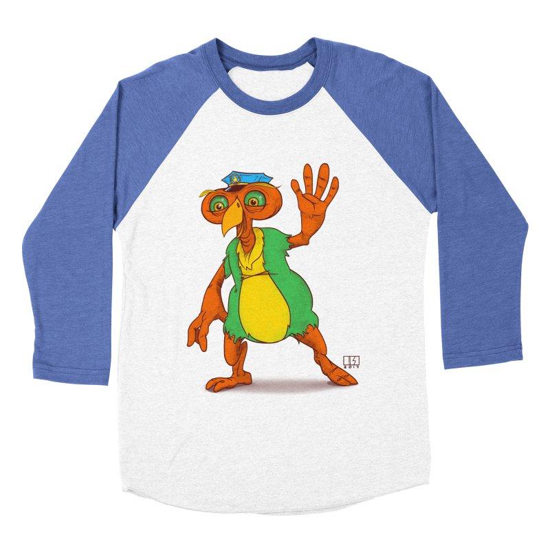 Lane Men's Baseball Triblend T-Shirt by march1studios's Artist Shop