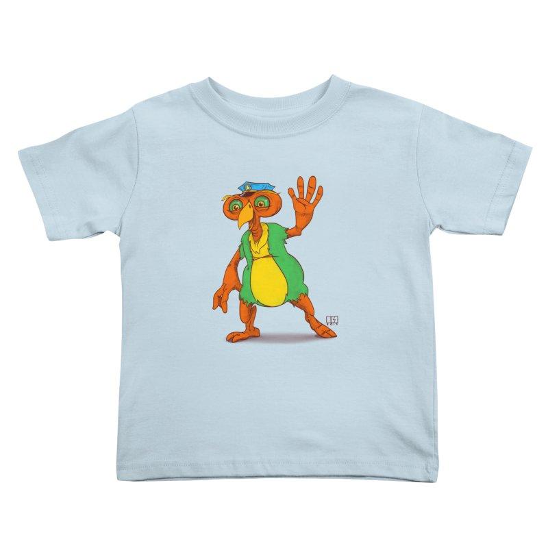 Lane Kids Toddler T-Shirt by march1studios's Artist Shop