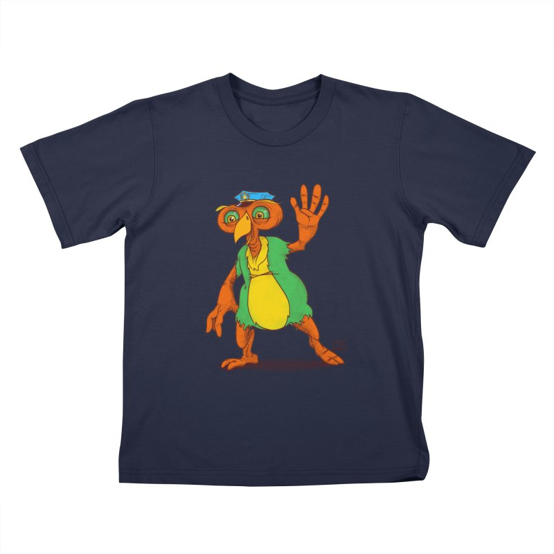 Lane Kids T-shirt by march1studios's Artist Shop