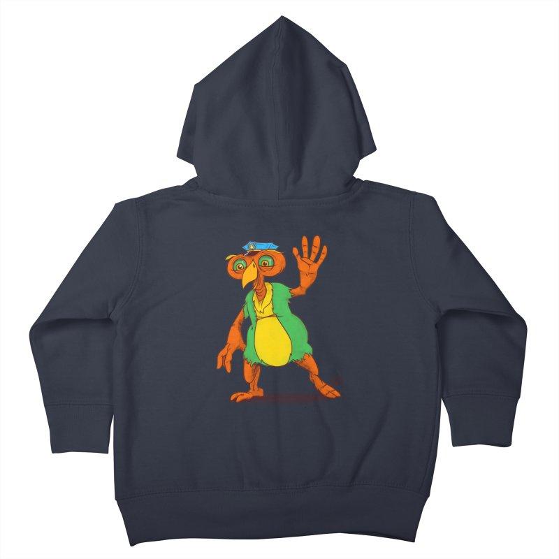 Lane Kids Toddler Zip-Up Hoody by march1studios's Artist Shop