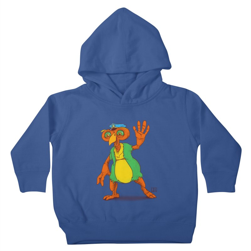 Lane Kids Toddler Pullover Hoody by march1studios's Artist Shop