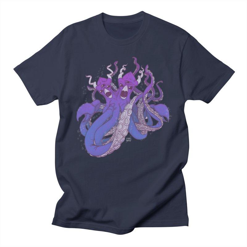 The Octogorgon Men's T-Shirt by March1Studios on Threadless