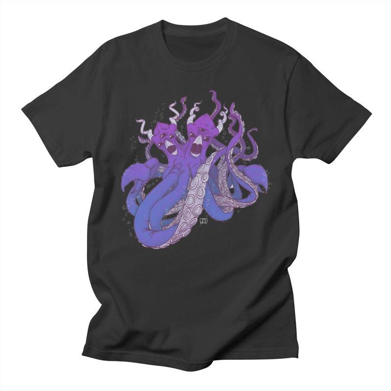 The Octogorgon Men's T-shirt by march1studios's Artist Shop