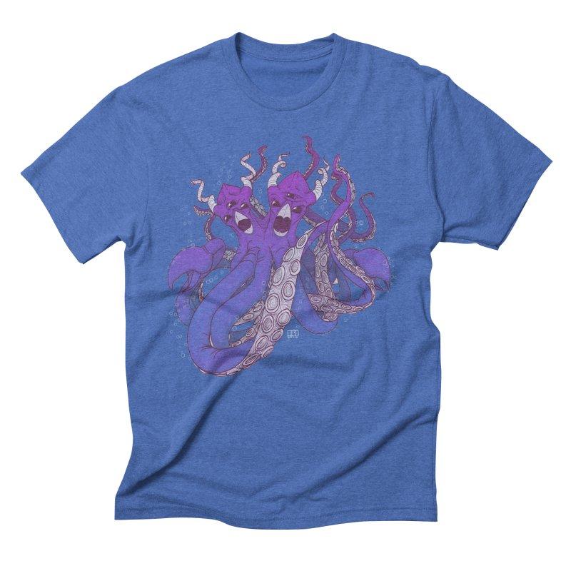 The Octogorgon Men's Triblend T-shirt by march1studios's Artist Shop