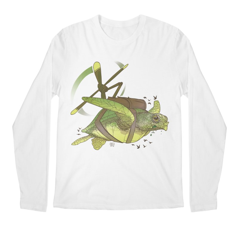 Fred the Giant Flying Laser-Eyed Turtle   by march1studios's Artist Shop