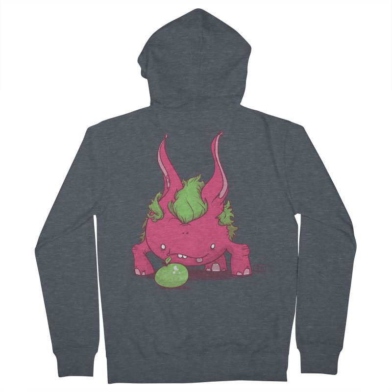 The Jenna Monster Women's Zip-Up Hoody by march1studios's Artist Shop